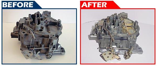 Carburetor restorations